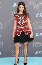 Marisa Tomei attends the 21st Annual Critics' Choice Awards on January 17, 2016 in California. Picture: Getty