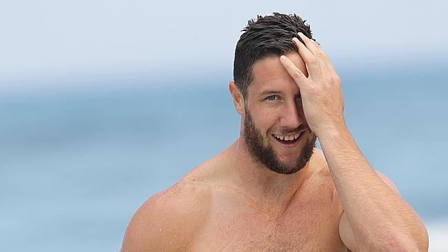 It could pay to have at least one eye on Melbourne's James Frawley, who will be hoping to get back to his best under new coach Paul Roos.