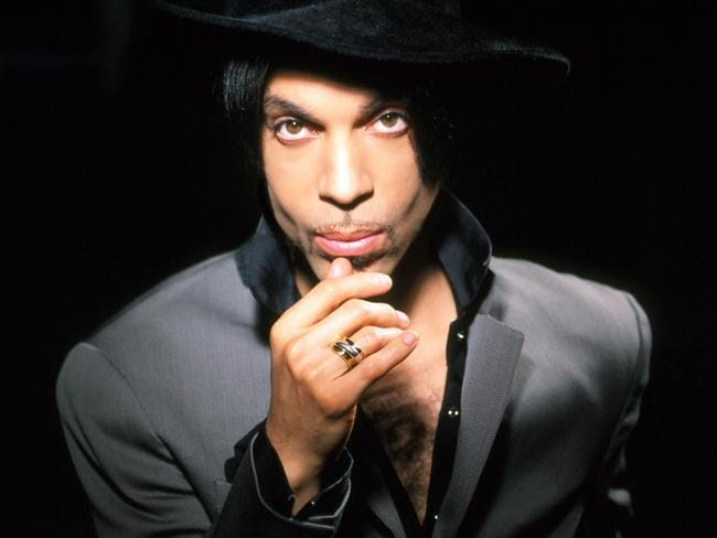 Prince was found alone and unresponsive in an elevator at his Paisley Park home. Picture: Supplied.