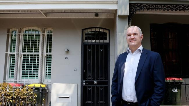 CoreLogic's Research Director Tim Lawless said the reduction in growth prices across the country relate to the hold up of capital gains in the Sydney market.