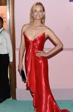 Amber Valletta attends the 2017 CFDA Fashion Awards at Hammerstein Ballroom on June 5, 2017 in New York City. Picture: Nicholas Hunt/Getty Images
