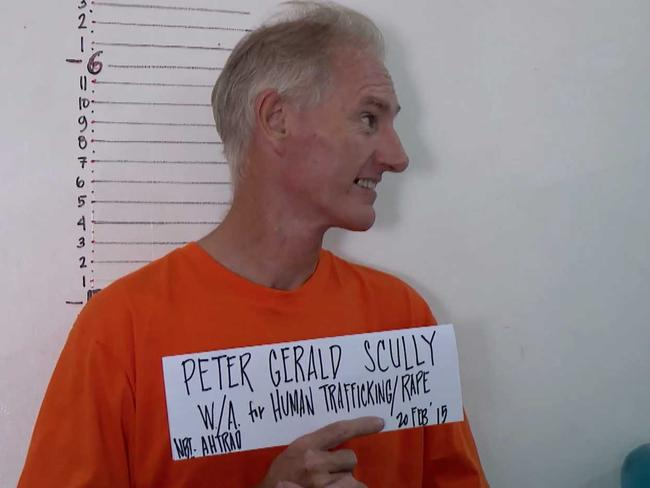 The 51-year-old is in prison in Manila after fleeing Melbourne in 2011.