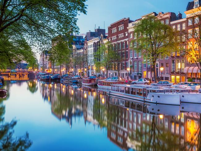 In the past two months, Amsterdam has increased its tourist tax and curbed tourist shops in a bid to control massive tourist numbers. Picture: iStock