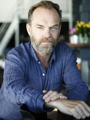 Hugh Weaving has been inducted into the Togies Hall of Fame.