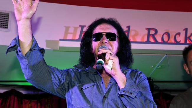 KISS base player Gene Simmons' latest comments have landed him in hot water.