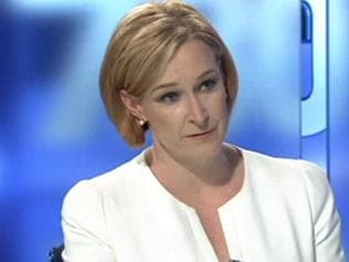 Leigh Sales talks to Bill Shorten on ABC's 7:30 Report 30June 2016. Picture: 7:30