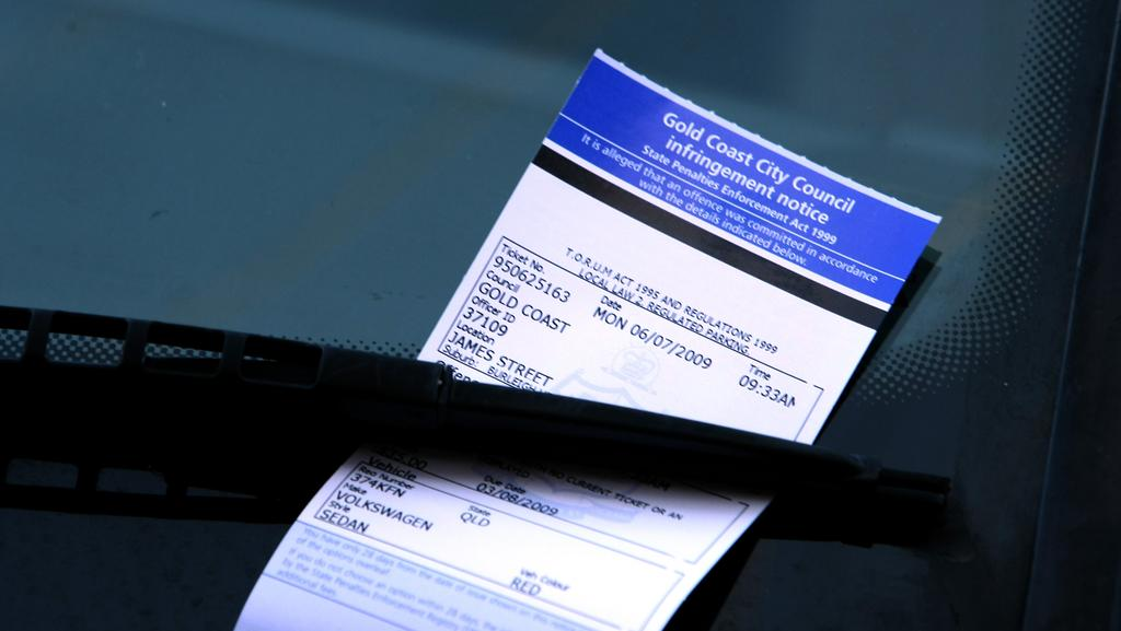 Melbourne City Council Parking Fine Appeal