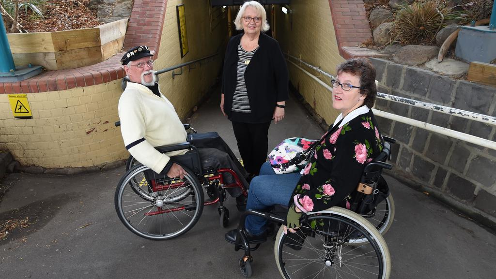 Blackburn station will get two new lifts to improve the for 2 story wheelchair lift