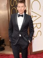 Actor Ethan Hawke on the red carpet at the Oscars 2014. Picture: Getty