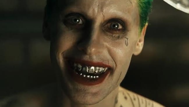 No joke ... Jared Leto is haunting in Suicide Squad. Picture: Warner Bros