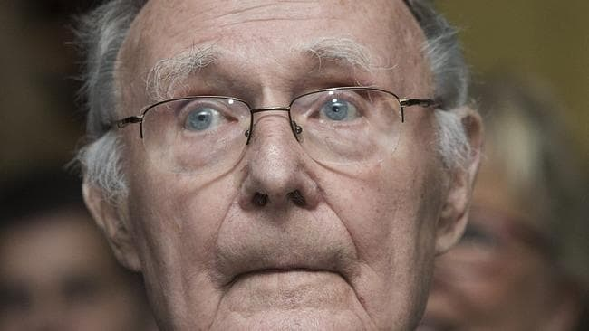 Ingvar Kamprad died late last month aged 91. Picture: Jean-Christophe Bott/Keystone via AP