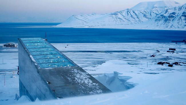 In Longyearbyen, Norway dying is illegal. The remote artic town found that bodies didnt decompose in the permafrost. So if youre so sick that you're going to die, they will ship you over to the mainland. Kind of like pets going to the farm. Picture: AP