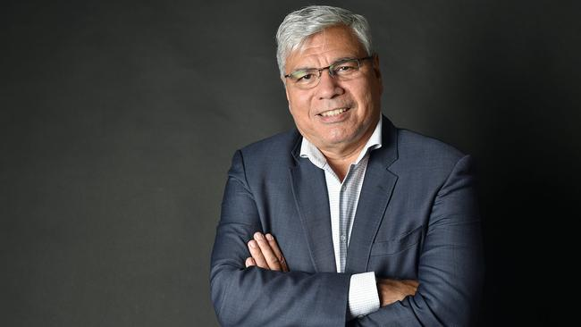 Aboriginal leader Warren Mundine weighed in on the statue debate.