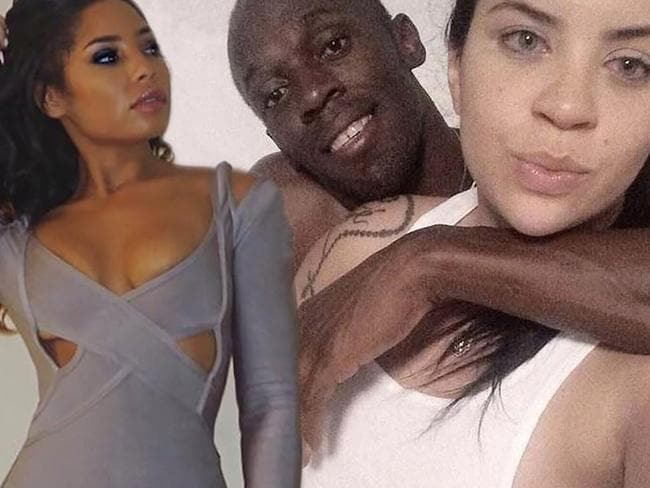 Usain Bolt's girlfriend 'used to it by now'