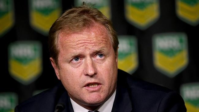 NRL Chief Executive Dave Smith will be watched closely in 2014.