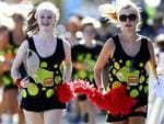 TOUR DOWN UNDER - Adelaide Circuit. Runners in the Undies Run. Picture: Sarah Reed