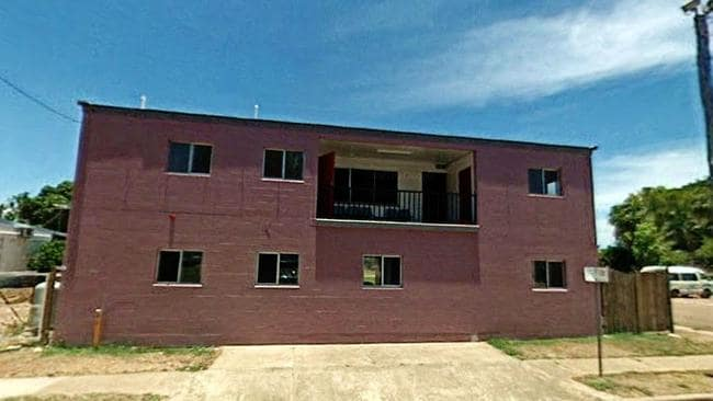 The Google Maps street-view of Shelley's Backpackers hostel in Home Hill, Queensland. Picture: AAP Image/Supplied
