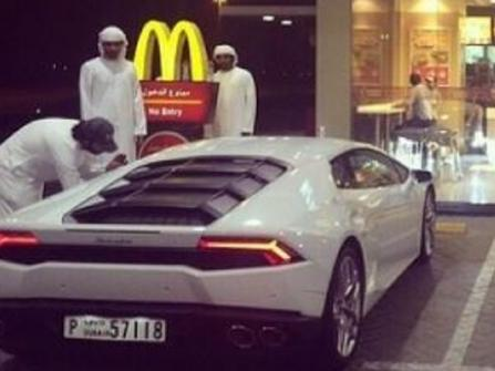 The 'Rich Kids of Dubai' are stupid rich