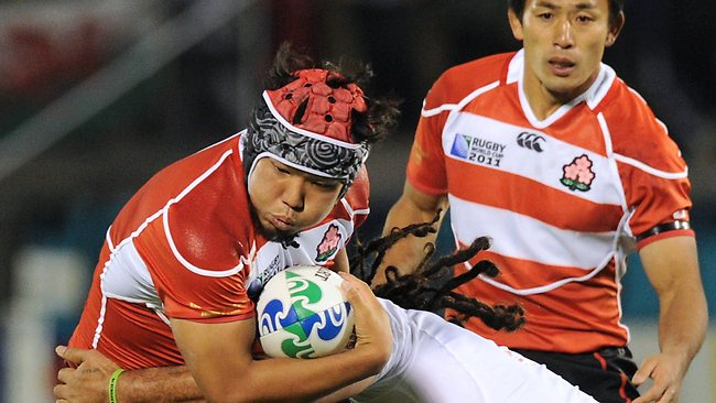 The Rebels' Shota Horie is on the verge of making history.
