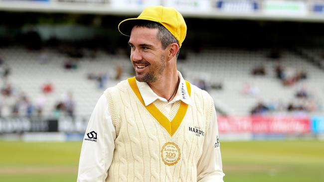Pietersen has been playing plenty of cricket this year.