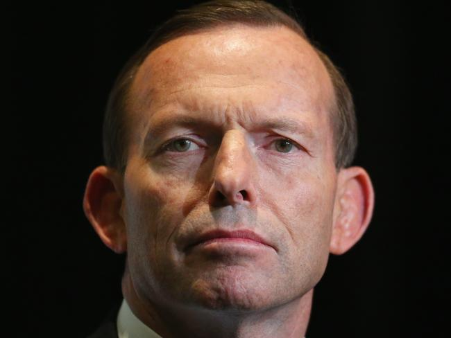 Standing firm ... PM Tony Abbott says the government won't be morally blackmailed over asylum seekers. Picture: Scott Barbour