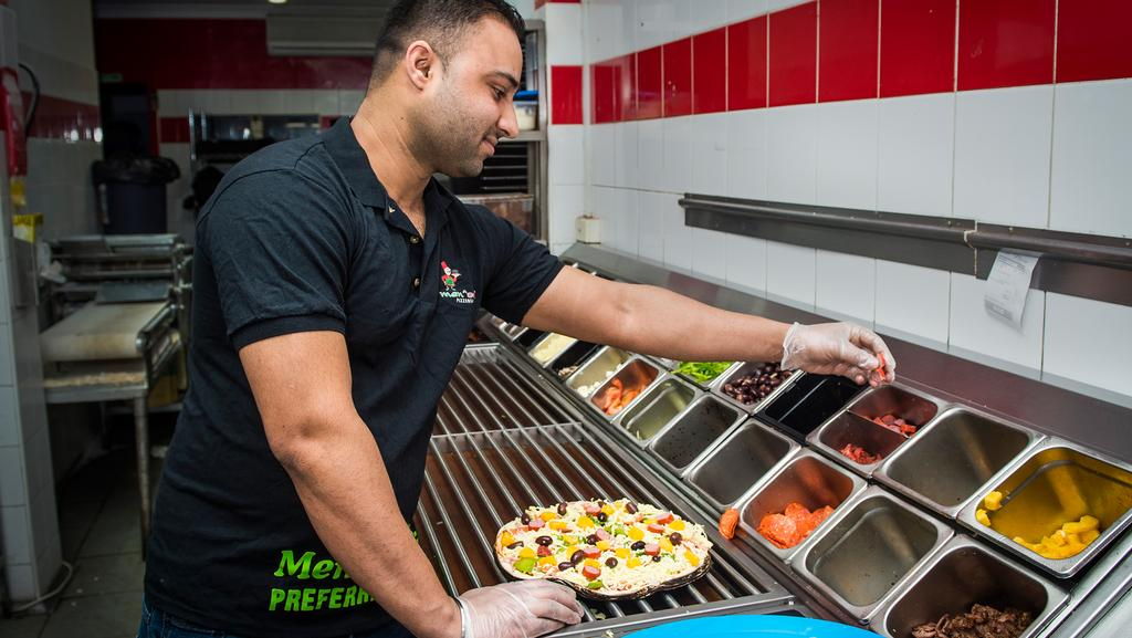 Manoosh Pizza in Sydney, NSW, took out the top spot in the 2016 Menulog Restaurant Awards.