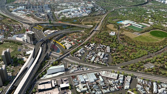 The controversial East West Link in Melbourne was scrapped when Labor came to power in Victoria. Now it could be back on the cards.