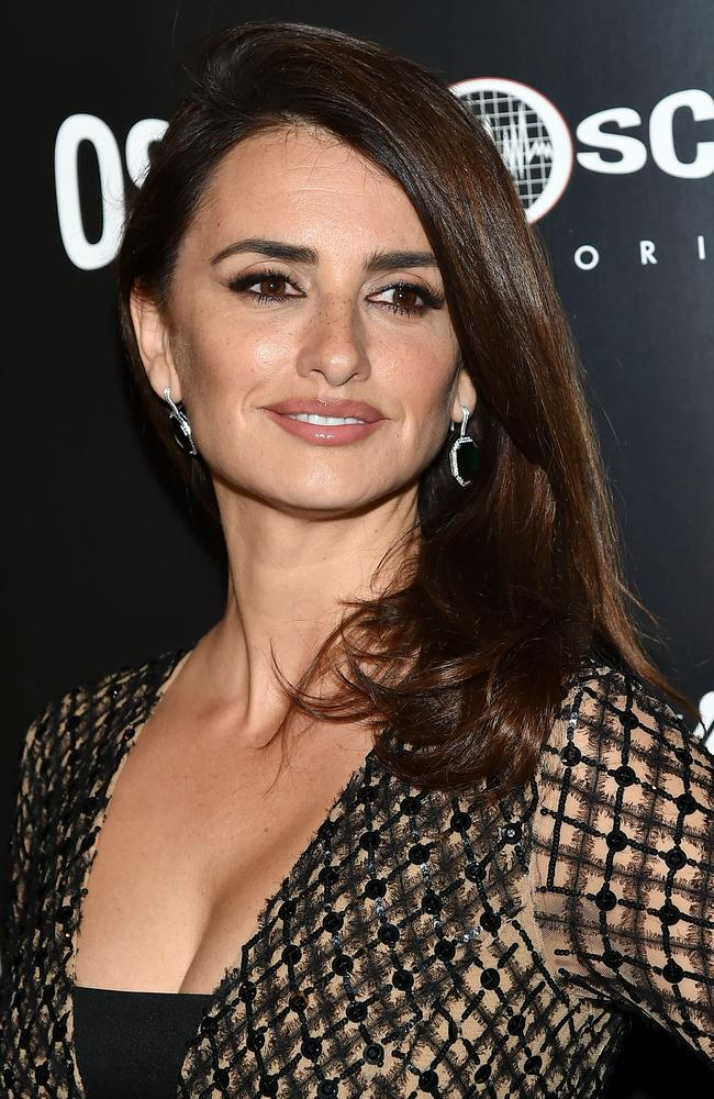 Penélope Cruz will play Donatella Versace in the next series of American Crime Story. Picture: Getty Images