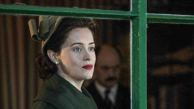 A scene from the acclaimed Netflix drama The Crown. Picture: NETFLIX