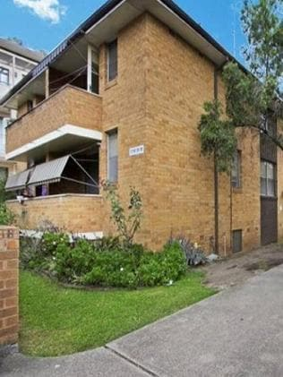 A Canley Vale unit is on the market for $270,000.