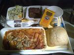 <p>Lufthansa Airlines meal / Flickr user naystin</p>
