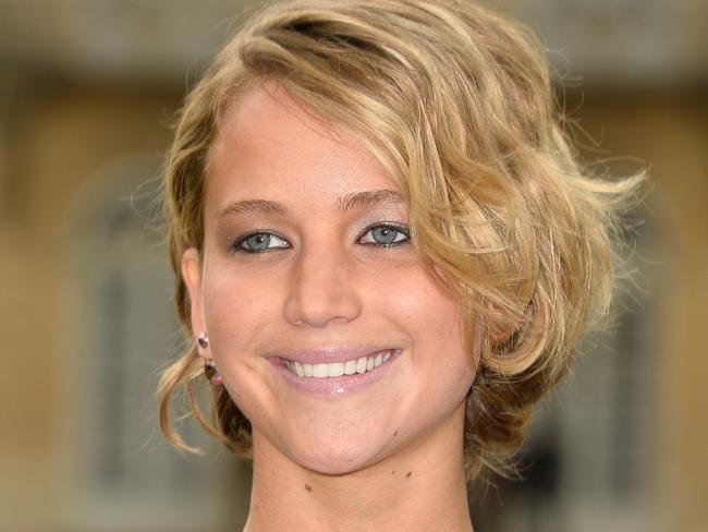 Jennifer Lawrence is the second top earning actress in Hollywood.