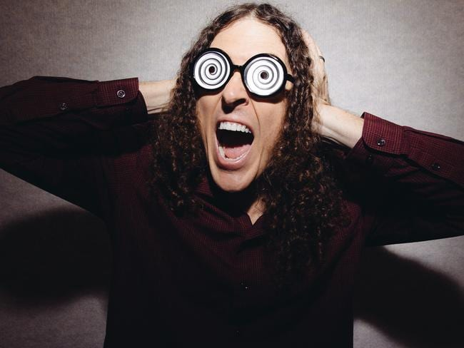 Yankovic has scored his first US No.1 with his latest album release.