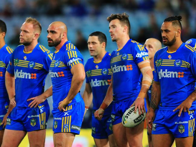 Eels suffer worst loss in NRL history