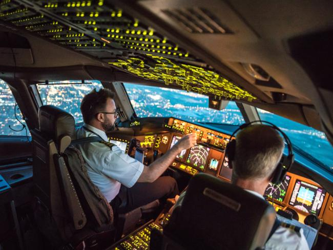 Pilots are in charge more than people think.