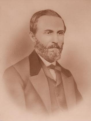 Gangrene claimed William Bullock's life.