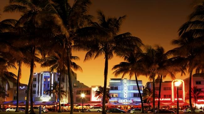 Bye Miami, it's been real. Picture: Istock
