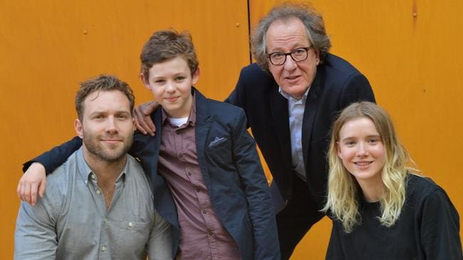 an analysis of storm boy an australian movie Australian actors geoffrey rush and jai courtney will star in a contemporary retelling of the iconic 1976 aussie film, storm boy, with shooting starting in south australia in july the new .