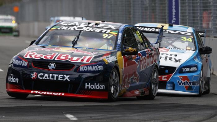 Supplied Unknown Supercars Championship leader Shane van Gisbergen fastest during practice for the Coates Hire Syd
