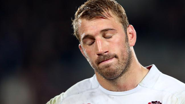 England skipper Chris Robshaw did outplay the great Richie McCaw in Auckland.