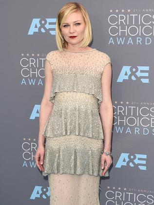 Actress Kirsten Dunst. Picture: Jason Merritt/Getty Images