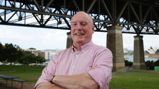 Ray Meagher would be perfect in Crocodile Dundee: Retiree Pic: AAP/Craig Wilson