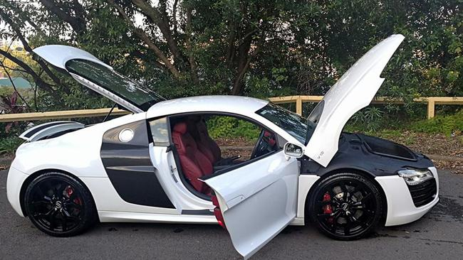 Audi Supercar Stolen At Gunpoint From Balgowlah Daily Telegraph