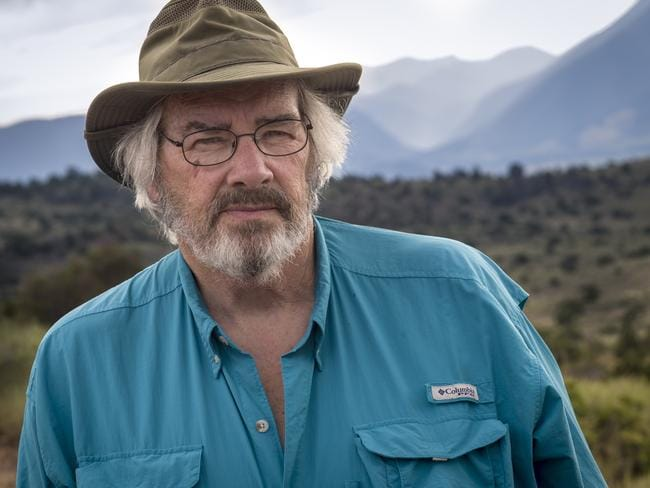 Palaeontologist Jack Horner just wants a pet dinosaur.