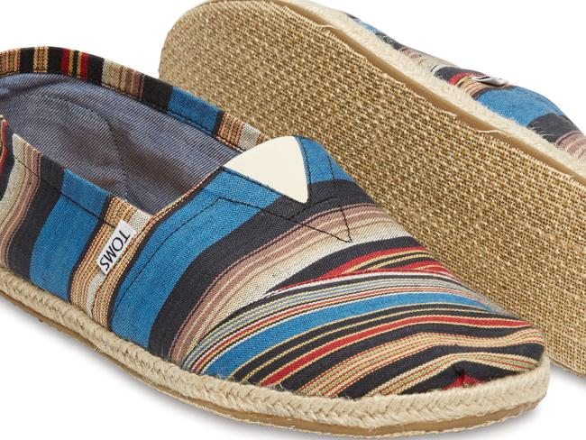 Toms Shoes sold half the company to Bain Capital, the venture firm created by Mitt Romney.