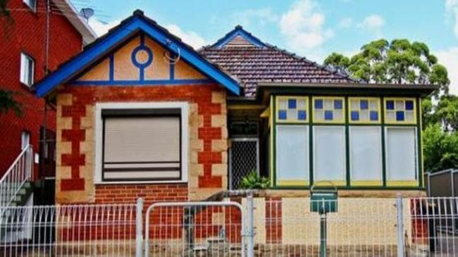 The vendors thought it was like winning the Lotto when their Gladesville home sold for $1.1 million above reserve. Picture: realestate.com.au