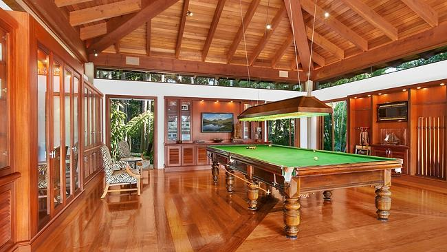 THE home on the Isle of Capri on the Gold Coast has a $15 million plus price tag. Picture: Natoli John.