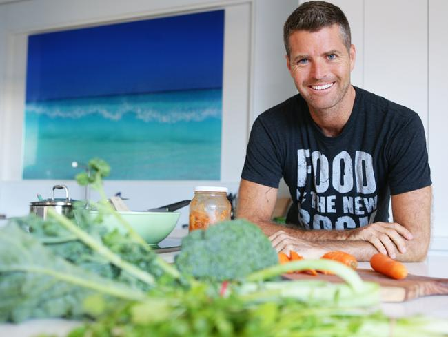 Ticked off ... Pete Evans has joined the crusade to overhaul the Heart Foundation's tick of approval.