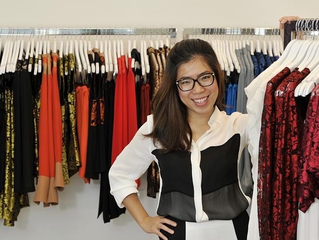 Designer Betty Tran will unveil her latest spring/summer pieces in a solo show at Carriageworks next month