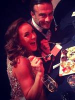 "Biggest Loser trainer Michelle Bridges post, ""Yes or no....????!!!! #thiscouldhurt @commandosteve"" Picture: instagram"